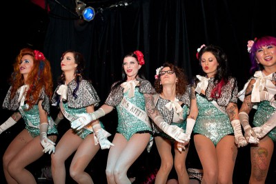 Miss Hooker Beauty Pageant 2012